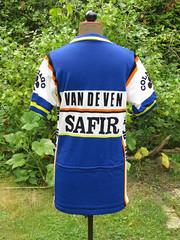 Safir  Van de Ven (akimbo71) Tags: maglia maillot jersey fahrradtrikot cycling cyclisme proteam equipe