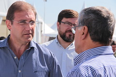 Pedro Passos Coelho em visita à Agroglobal