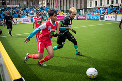 Homeless World Cup 2016, George Square, Glasgow, Scotland - 12 July 2016 (Homeless World Cup Official) Tags: hwc2016 homelessworldcup aballcanchangetheworld thisgameisreal streetsoccer glasgow soccer indonesia cambodia scotland