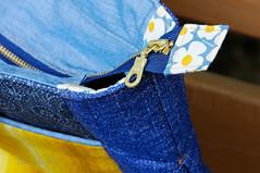A Denim/Linen Super Tote (Huntspatch Quilts) Tags: n1608087394 supertote bag noodlehead agfdenim artgalleryfabrics laundrybasketquilts