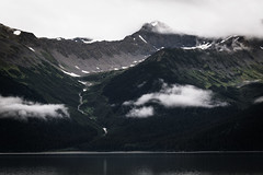 Turnagain Arm (mlhell) Tags: alaska clouds landscape mountains nature turnagainarm