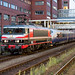 Captrain / Raillogix 1619 met Norges Statsbaner 73015, Amersfoort 28 augustus 2016