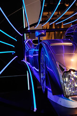 20110416-16 36 25a.jpg (Michel Delfeld) Tags: france paris smugmug voiture centrepeugeot showroom exposable peugeot908 srie champselyse