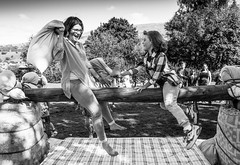 untitled (47 of 166).jpg (Ian M Haines) Tags: mummy pillowfight fayre fight countryfayre