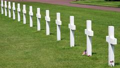 Amerikaanse begraafplaats (16) (Kok Vermeulen) Tags: frankrijk normandi vakantie