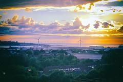 New Brighton from Everton Ridge (Liverpool Suburbia) Tags: liverpool merseyside sunset evertonridge
