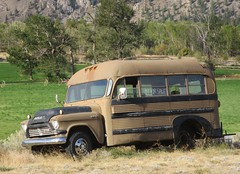 GMC 9430 bus (D70) Tags: gmc 9430 bus not for sale near keremeos bc canada