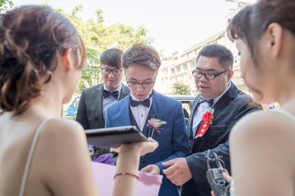 台南婚攝 桂田酒店 婚禮紀錄 G & S 015