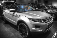 AMI 2012 Leipzig - Range Rover Evoque (www.nbfotos.de) Tags: auto car leipzig ami messe rangerover 2012 automobil evoque