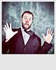 Polaroid (iban_g_g) Tags: selfportrait self clown autorretrato payaso iban autorretrat pallasso portatrait