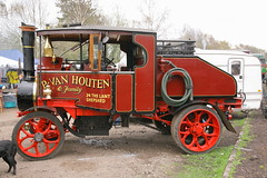 1928 Foden 4nhp Steam Tractor w/n:13196 [ GC 5832 ] ('Pride of Fulham') P. van Houton & Family (DC-7C) Tags: road tractor vintage leicestershire transport railway steam lorry woodhouse r3 quorn greatcentral foden gcr vanhouten 13196 4nhp prideoffulham gc5832 roadrailsteam img30975