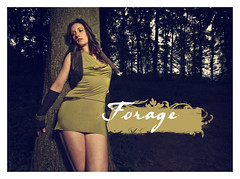 FORAGE (Nick Caro - Photography) Tags: wood nature fashion forest clothing ii hottub caro 580ex sauna glade forage onelight gladefestival strobist nickcaro wwwnickcarophotographycouk envionmentallysourced