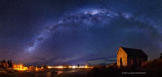 Beneath the Milky Way