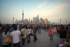 Shanghai (jo.sau) Tags: china city urban heritage skyline architecture skyscrapers shanghai future pudong bund futuristic lujiazui megacity
