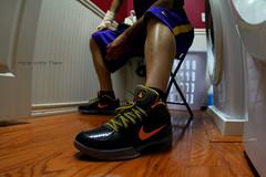 IMG_3330 (Never Wear Them) Tags: black sol basketball del shoes purple zoom you cd 4 nike wear kobe what did bryant today iv lunar mvp carpe diem wdywt kobe4cd