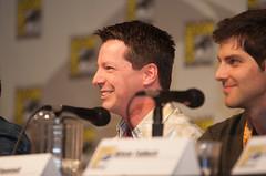 Sean Hayes Grimm panel (SBGrad) Tags: nikon sandiego nikkor comiccon 2012 sdcc grimm alr d90 seanhayes 80200mmf28dafs sb700 davidgiuntoli