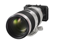 EOS-M-BLACK-FSL-w-EF-70-200mm-L-IS-II-USM
