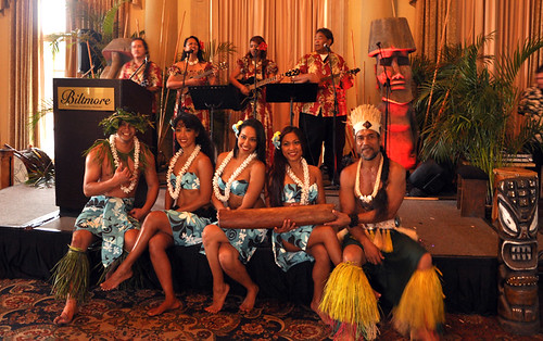 Polynesian Party