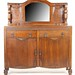 100. English Art Deco Sideboard