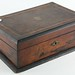 347. 19th century Mahogany Lap Desk