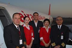 Air Arabia crew (Viking-Wings) Tags: air arabia airarabia