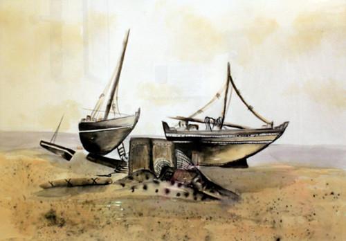 رحلة مزيفة --------بقلم نجل الكاتب الكبير فهد الاسدي ----1989