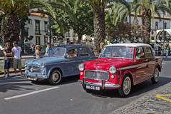 Fiat 1100/103 - Auto Parade  Funchal 2012 (konceptsketcher) Tags: auto classic cars portugal car island photography italian italia fiat historic parade madeira ilha 103 funchal 2012 1100 classicos konceptsketcher