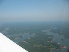 IMG_7182 (hoyasmeg) Tags: birds plane ga georgia flying aerial diamond birdseyeview eyeview lagrange airventures westpointlake