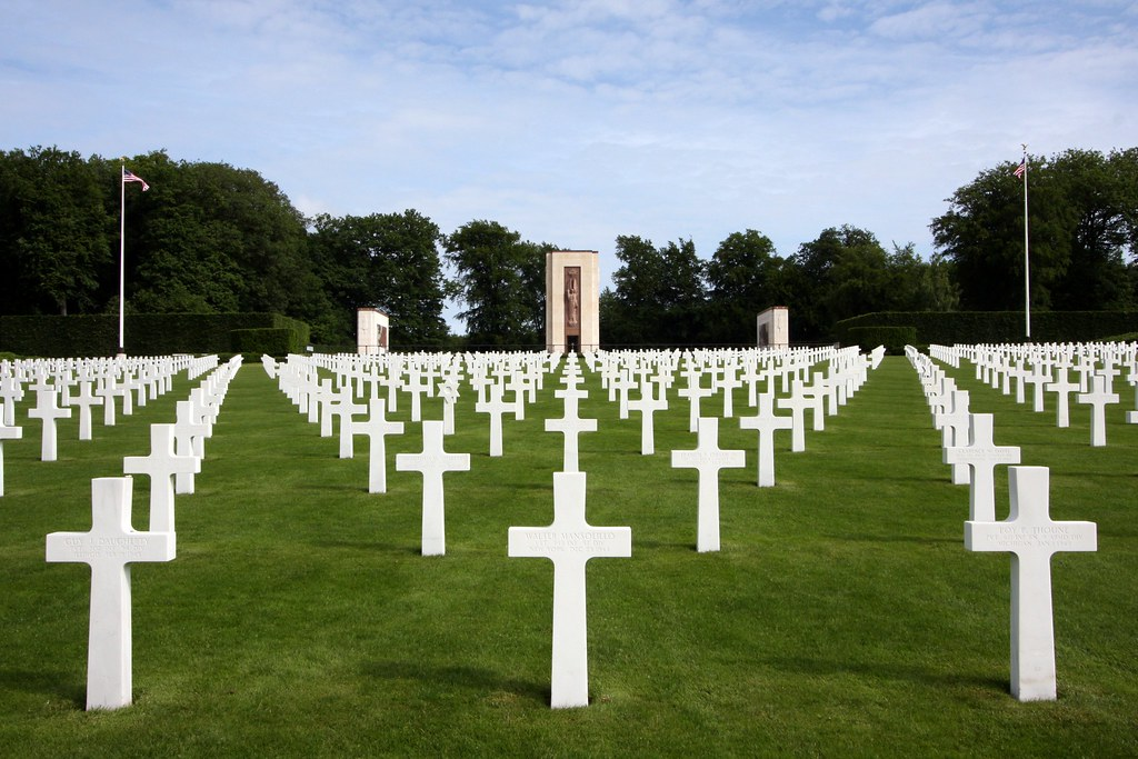 Luxembourg American Cemetery and Memoria by Pricey, on Flickr