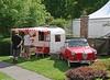 Schloss Dyck Classic Days - Camping