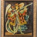 57. Cuzco School style Painting of an Archangel
