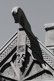 Russian Roof Detail