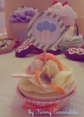 Doces de feltro para uma festa caramelada (Funny Amandita) Tags: decoraofestainfantil docesdefeltro docesdecorativos docesornamentais