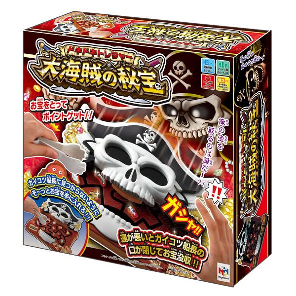 刺激奪寶遊戲「大海賊的秘寶」