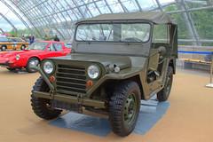 AMI 2012 Leipzig - Ford M151 MUTT Willys Overland (www.nbfotos.de) Tags: auto ford car mutt leipzig ami messe willys 2012 overland automobil m151