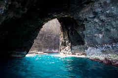 Na'Pali_-48 (KevinCinco) Tags: ocean park 2 mountains beach 50mm volcano hawaii coast paradise view mark na ii kauai l 5d coastline 24 12 pali 70 aloha napali jurassic mahalo coasts
