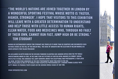 Faster, Higher, Stronger? (© Freddie) Tags: london se1 bermondsey southwark queenswalk tomstoddart morelondon towerbridge london2012 photojournalist olympicambassador nikkor18200mm fjroll ©freddie
