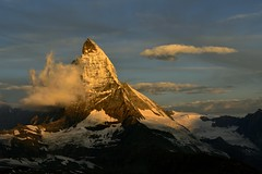 Matterhorn (pierre hanquin) Tags: blue light summer sky cloud sun mountain snow mountains alps color colour nature colors berg clouds montagne alpes sunrise landscape geotagged schweiz switzerland soleil nikon europa europe colours suisse couleurs swiss bleu ciel gornergrat zermatt matterhorn blau helvetia svizzera t nuage nuages paysage landschaft wallis couleur ch valais montagnes cervin cervino 1685 1685mm d7000 1685mmf3556gvr imagicland mygearandme mygearandmepremium mygearandmebronze mygearandmesilver mygearandmegold mygearandmeplatinum mygearandmediamond hanquin