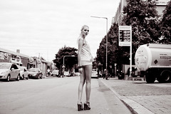Good Bye Munich (photgraphy.com) Tags: street city woman beauty look fashion pose model