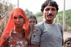Proud Parents _8088 (hkoons) Tags: homes ladies portrait people woman india house lady female rural person women asia village desert feminine country central human bikaner thar rajasthan individual raisa