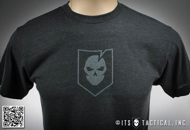 ITS Tactical Subdued Logo T's 01
