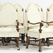 38. Set of 8 Continental Dinining Chairs