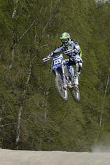 Up, up and away (ohminus) Tags: jump motocross beginnerdigitalphotographychallengewinner