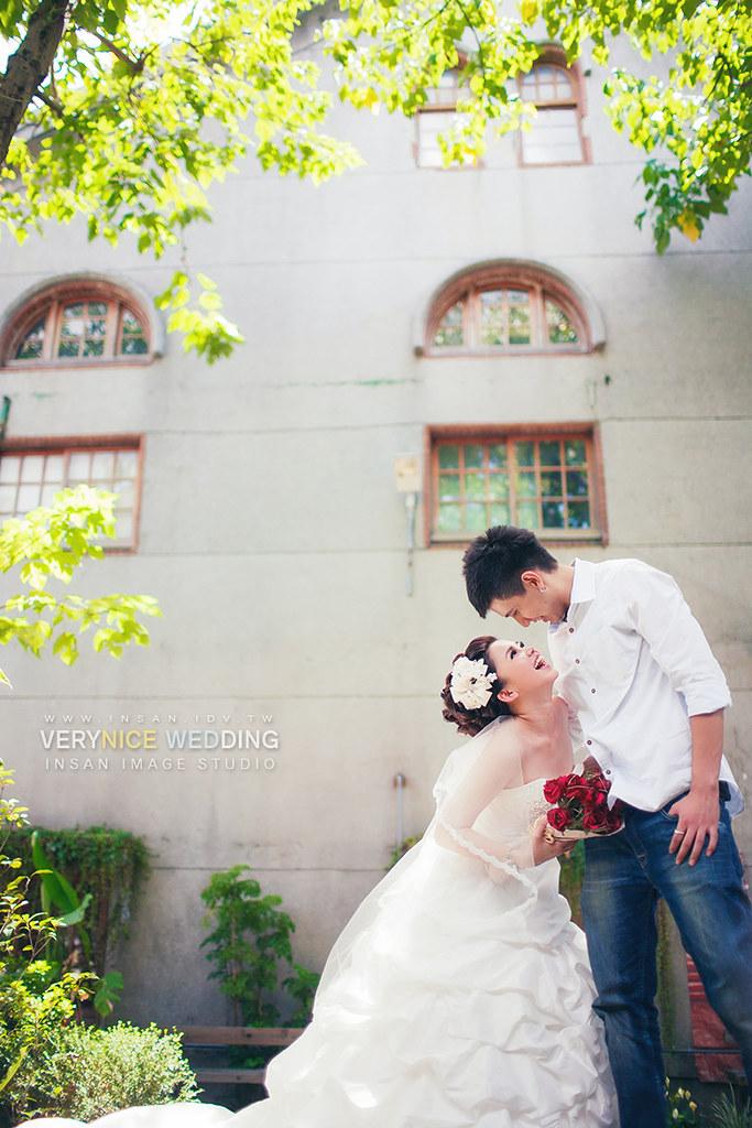 Chaiyu 婚紗搶先版