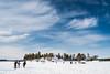 Inari (fernando garcía redondo) Tags: lake ice finland lago inari artic hielo finlandia ártico lagohelado