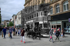 Church Street, 1943 in 2016 (Keithjones84) Tags: liverpool oldliverpool merseyside thenandnow architecture history rephotography
