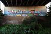 Various... (Alex Ellison) Tags: eastlondon ilford urban graffiti graff boobs halloffame hof fevar roller sone neka 1t tbf thebufffails plea ctr cityrollers crok bergs