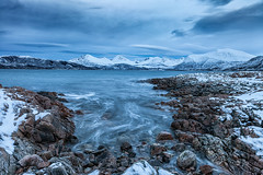 Kvaloya Dusk 3534 (kbaranowski) Tags: 2016krzysztofbaranowski krzysztofbaranowski norway northernnorway troms tromso sommaroy island arctic mountains colorful nature beautyinnature arctic cold temperature spirituality illuminated tranquility nopeople outdoors