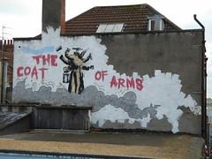 stencil, Bristol (duncan) Tags: graffiti bristol stencil
