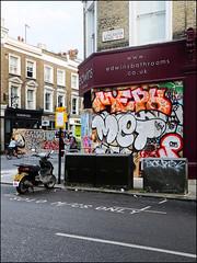 Meph / Met (Alex Ellison) Tags: nottinghillcarnival2016 westlondon urban graffiti graff boobs meph add mrmet cbm